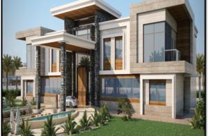 G+1 Floor Villa at Al Khawaneej