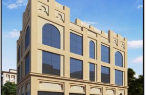 B+G+M+ Building at Al Souq Al Kabeer