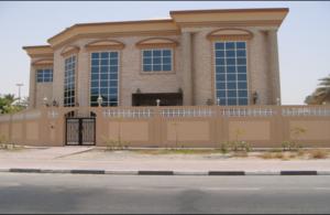 G+1 Floor Villa for Mr. Salem Sultan at Al Mumzhar