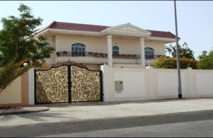 G+1 Floor Villa for Mr: Hussain Sulaiman Ali at Al Wasl